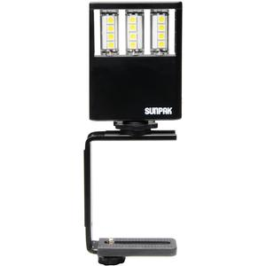 Sunpak LED 36 Video Super Light with Compact Bracket