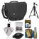 Tamrac 3444 Rally 4 Digital SLR Camera Case (Black) with Tripod + Nikon Cleaning Kit