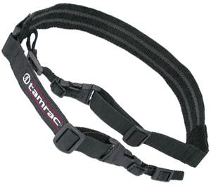 Tamrac N-17 Anti-Slip Quick-Release Camera Strap (Black)