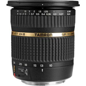 Tamron 10-24mm f/3.5-4.5 Di II SP LD ASP (IF) Lens (for Sony Cameras)