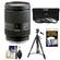 Tamron 18-200mm f/3.5-6.3 Di III VC Zoom Lens (for Sony Alpha E-Mount Cameras) with 3 (UV/FLD/CPL) Filters + Tripod + Accessory Kit