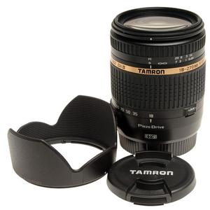 tamron 18 270mm f 3 5 6 3 di ii vc pzd macro zoom lens for canon eos cameras. Black Bedroom Furniture Sets. Home Design Ideas