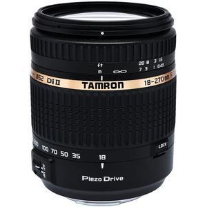 tamron 18 270mm f 3 5 6 3 di ii pzd macro zoom lens for sony alpha a mount cameras. Black Bedroom Furniture Sets. Home Design Ideas