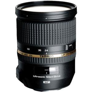 Tamron 24-70mm f/2.8 Di VC USD SP Zoom Lens (for Canon EOS Cameras)