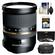Tamron 24-70mm f/2.8 Di USD SP Zoom Lens (for Sony Alpha Cameras) with Case + 3 (UV/ND8/CPL) Filters + Accessory Kit