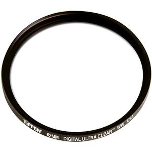 Tiffen 62mm Digital Ultra Clear WW Protective Filter
