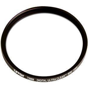 Tiffen 72mm Digital Ultra Clear WW Protective Filter
