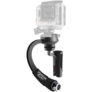 Steadicam Curve Compact Video Camera Stabilizer for GoPro - Black -