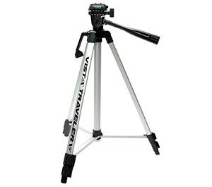 Davis & Sanford Vista Traveler Tripod with 3-Way Pan & Tilt Head (Quick Release) - Supports 4 lbs (1.8 kg) at Sears.com