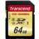Transcend 64GB SecureDigital SDXC UHS-I U3 Class 10 Memory Card