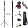 Trek-Tech TrekPod GO! Pro Tripod/Monopod Hiking Stick Essentials Kit & Case