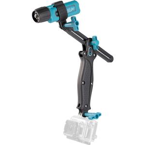 UKPro POV Freestyler Video Light Kit with Flex Grip and Freestyler Light