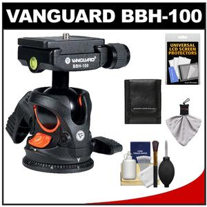Vanguard BBH-100 Ball Head with Quick Release with Accessory Kit