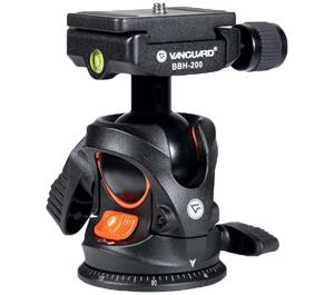 Vanguard BBH-200 Ball Head with Quick Release