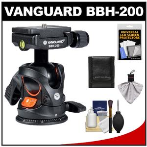 Vanguard BBH-200 Ball Head with Quick Release with Accessory Kit