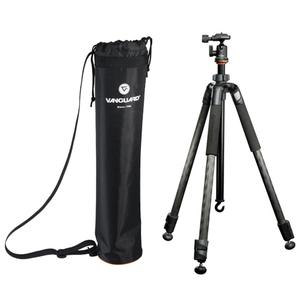 Vanguard 63inch Espod Plus 233CB Carbon Fiber Tripod with SBH-20 Ballhead & Case