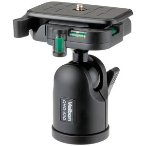 Velbon QHD-53D Aluminum Ball Head