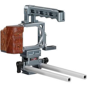 Vidpro CA-BMC Aluminum Camera Video Cage Rig for Black Magic Cinema Cameras