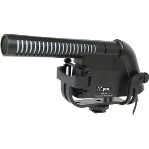 Vidpro XM-40 Condenser Shotgun Video Microphone with Fuzzy Windbuster