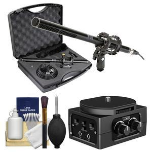 Vidpro XM-88 13-Piece Professional Video and Broadcast Microphone Kit with Audio Adapter and Kit
