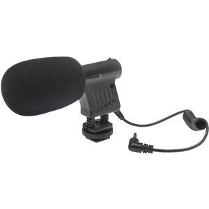 Vidpro Mini Condenser Microphone for DSLRs Camcorders & Video Cameras