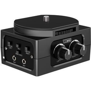 Vidpro XM-AD2 Dual-Channel XLR to Mini Audio Adapter
