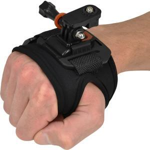 Vivitar Pro Series Hand - Wrist Mount for GoPro and All Action Cameras