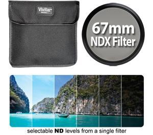 Vivitar 67mm Series 1 Variable Range Neutral Density Filter