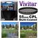 Vivitar Series 1 55mm Multi-Coated Circular Polarizer Glass Filter