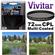 Vivitar Series 1 72mm Multi-Coated Circular Polarizer Glass Filter