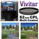 Vivitar Series 1 82mm Multi-Coated Circular Polarizer Glass Filter