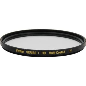 Vivitar Series 1 55mm Multi-Coated UV Glass Filter