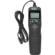 Vivitar Universal LCD Digital Timer Shutter Release Remote Control