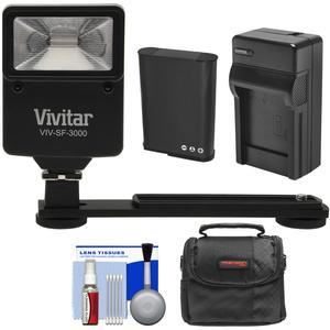 Essentials Bundle for Nikon Coolpix B700 P600 with EN-EL23 Battery and Charger and Case and Flash and Bracket and Kit