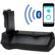 Vivitar BG-E14 Smart Bluetooth Battery Grip for Canon EOS 70D DSLR Camera