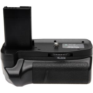 Vivitar Multi-Power Battery Grip for Canon EOS Rebel T3 T5 and T6 DSLR Camera