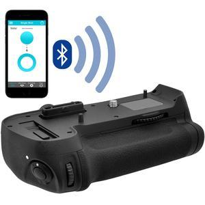 Vivitar MB-D12 Smart Bluetooth Battery Grip for Nikon D800 D800E & D810 DSLR Camera Control your camera with iPhone or Android smartphones