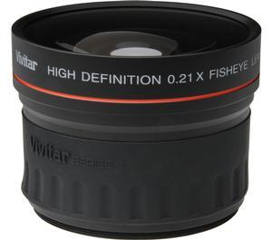 Vivitar Series 1 0.21x HD Fisheye Lens - 58mm -