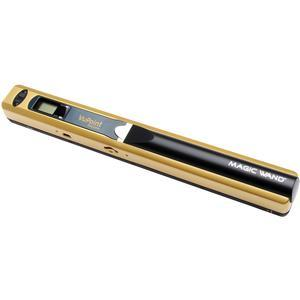 VuPoint Magic Wand Portable Photo and Document Scanner-Metallic Gold -