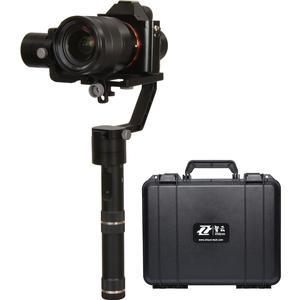 Zhiyun Crane V2 3-Axis Bluetooth Handheld Gimbal Stabilizer for ILC - DSLR Cameras Includes Hard Case